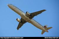 Airbus A321 EC-JEJ