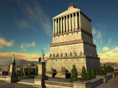 halikarnas mausoleum