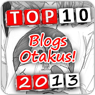 Top 10 Blogs Otakus 2013