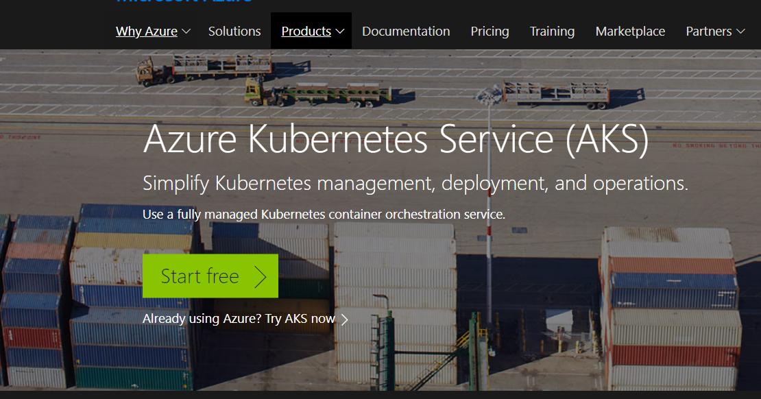 Converge! Network Digest: Azure Kubernetes Service enters