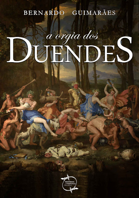 A Orgia dos Duendes - Bernardo Guimarães