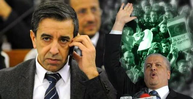 عاجل اقالة مدير الاستخبارات المركزية الجزائرية حسب اورو نيوز بسبب تسريب مكالمة