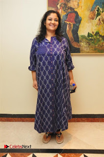 Aiswarya Rajinikanth Dhanush Standing on an Apple Box Launch Stills in Hyderabad  0019.jpg