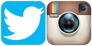 Daftar akun Instagram dan Twitter artis Indonesia