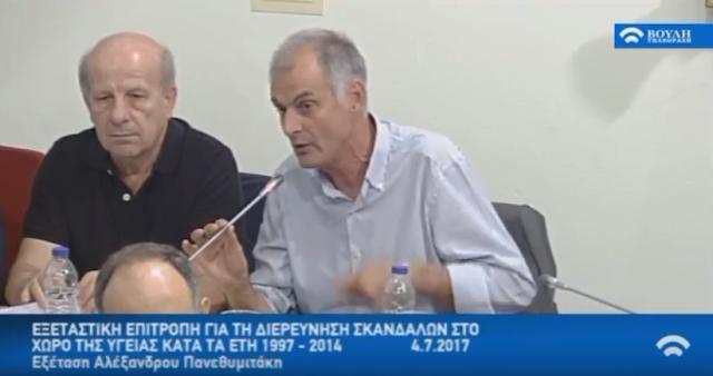 """Γιάννης Γκιόλας: Νέα ερωτήματα για το """"Ερρ. Ντυνάν"""" αλλά και απάντηση στη ΝΔ για  Καμμένο (βίντεο)"""