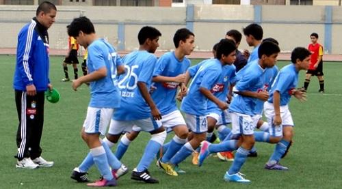Escuela de Fútbol Sporting Cristal