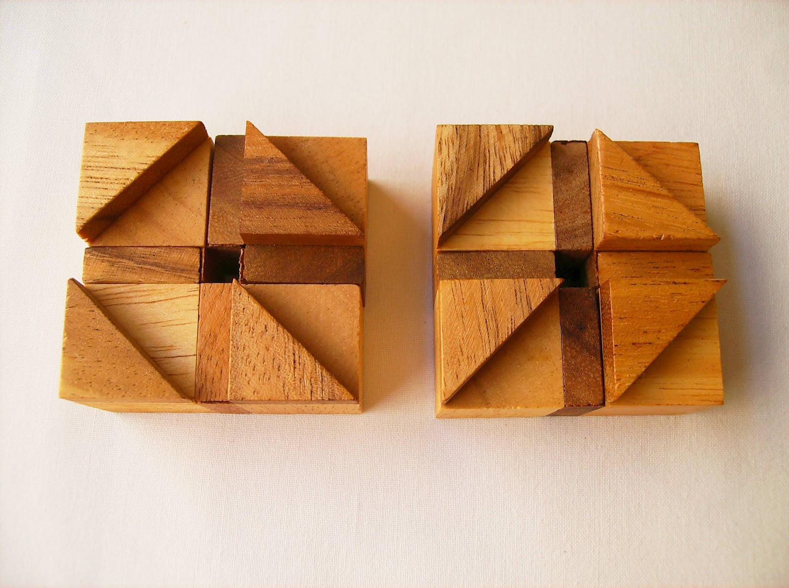 Gabriel Fernandes' Puzzle Collection: 24 Triangles