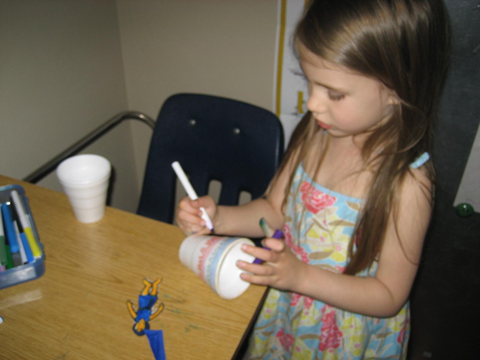 The Preschool Experiment Kindergarten Wrap Up