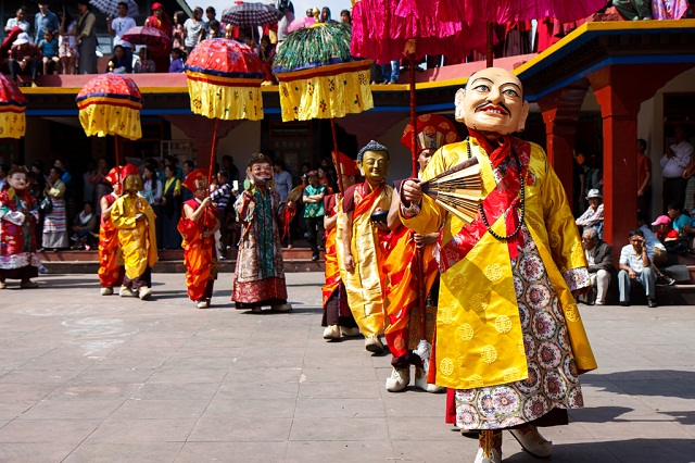 Sikkim - Summer festival in India