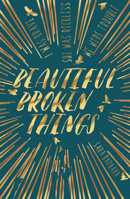 Beautiful Broken Things book review by Sara Barnard