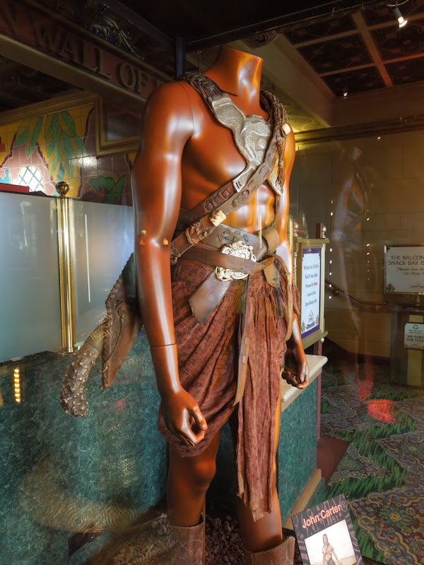 John Carter movie outfit
