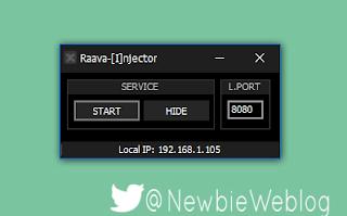 Inject XL raava Injector 100% Work