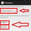 Cara Root Smartphone Android Dengan Framaroot