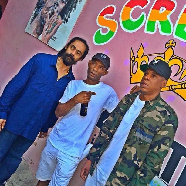 Damian Marley confirma que trabajo en un nuevo tema junto a Jay Z