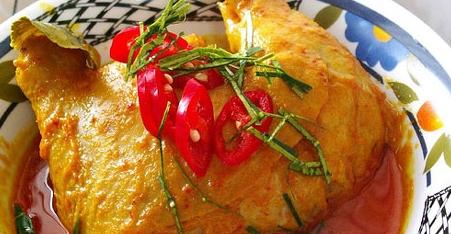 Resep Masakan Opor Ayam Cabai Pedas Spesial