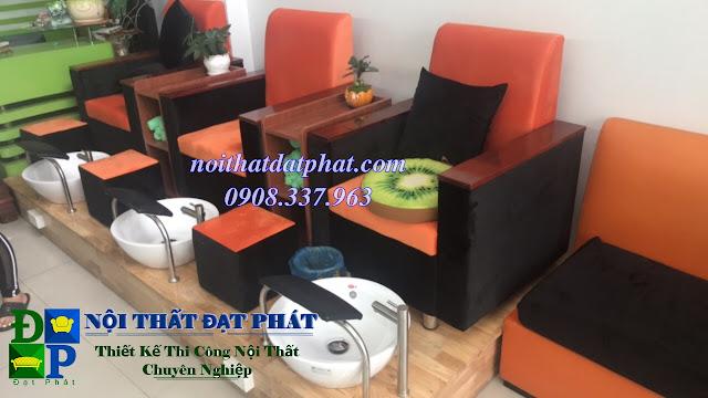 địa chỉ bán ghế nail giá rẻ, Ghế làm móng, ghế làm nail, ghế nail, ghế nail đẹp, ghế nail giá rẻ, thiết kế trang trí tiệm nail,