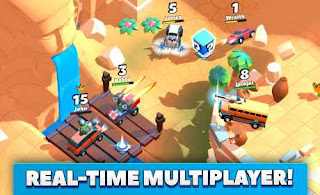 Crash Of Cars Mod Apk v1.1.32 For Android Terbaru