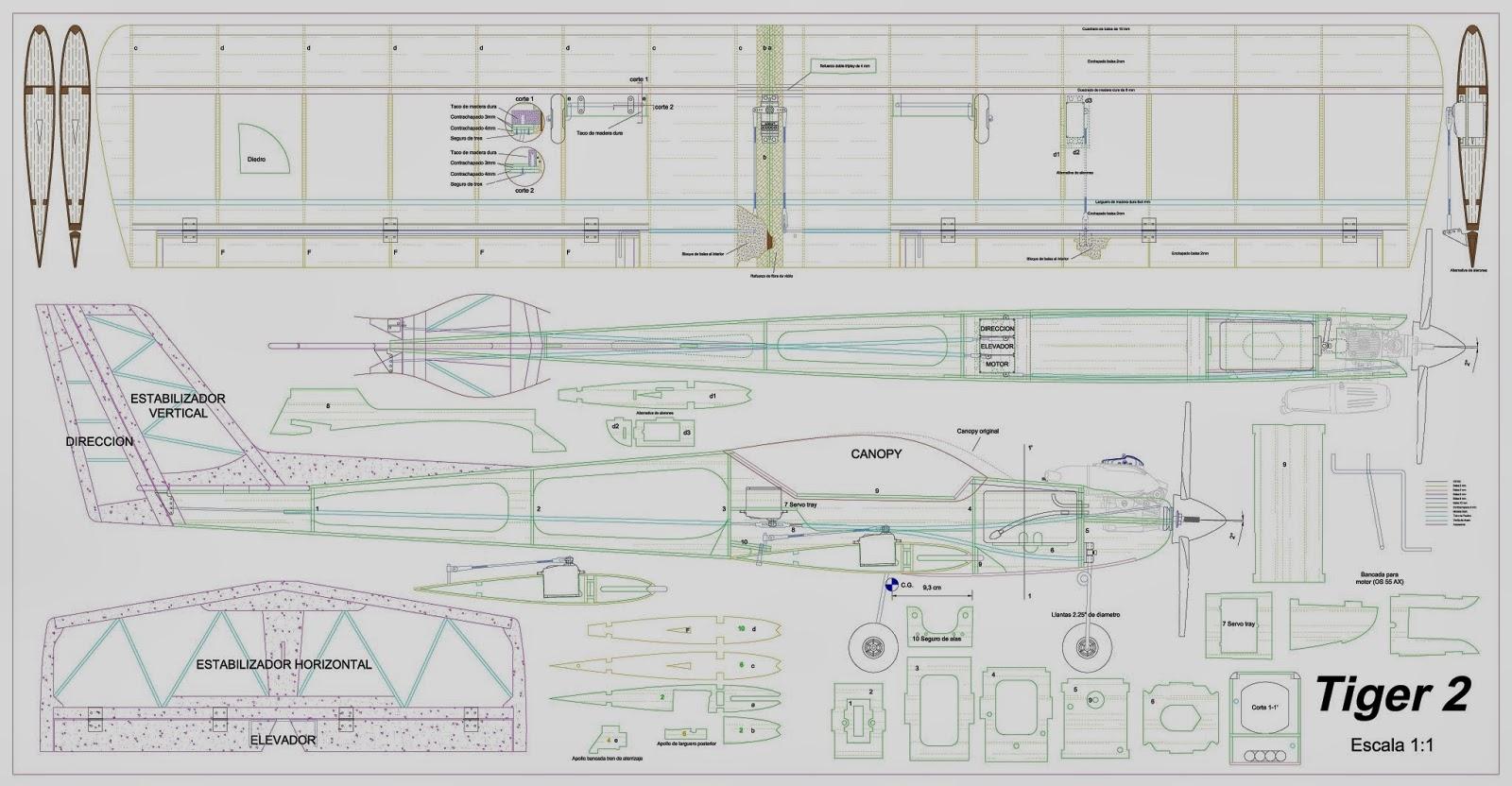Planos de aviones pdf / Little Light