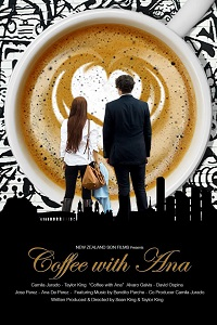 Poster Coffee with Ana