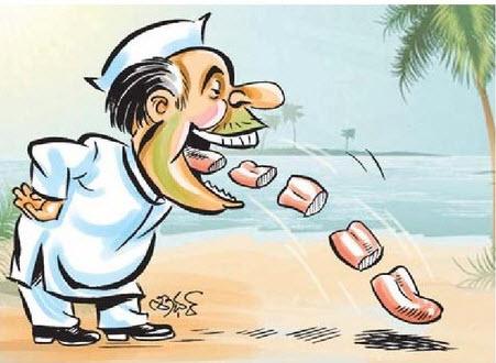 28-03-2013 Eenadu : Sridhar Cartoons-2 | Cartoons & Cartoonists