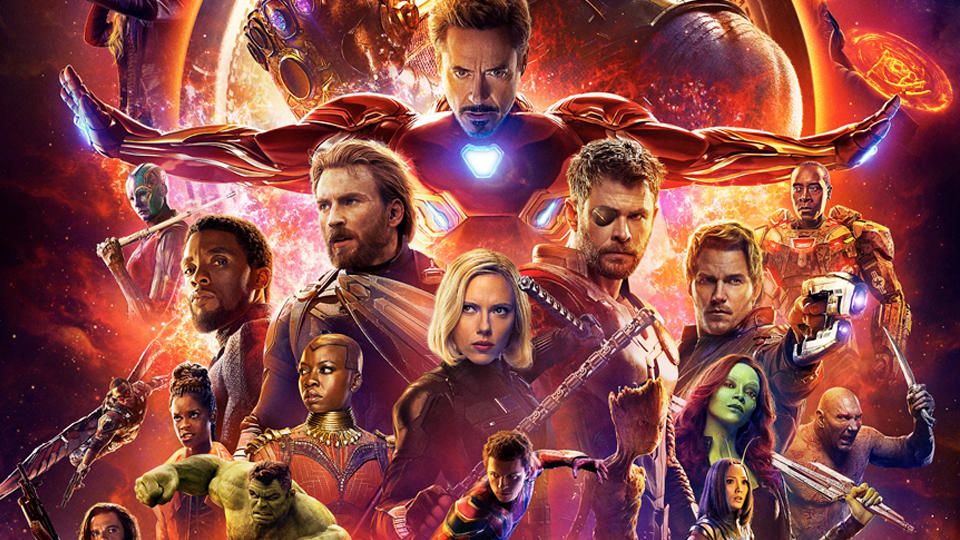 Avengers infinity war full movie dubbed in hindi