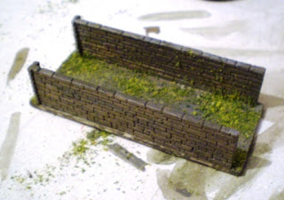 Small bridge in 009 for Tal-coed