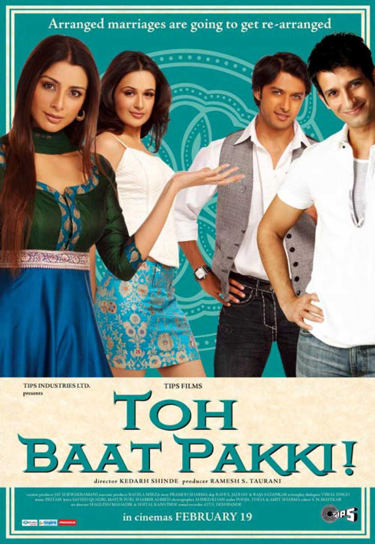 Toh Baat Pakki 2010 Hindi Movie 400MB HDRip 480p ESubs
