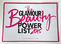 Latest In Beauty Glamour Box 2015