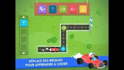 لعبة :  Code Karts