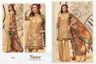 Pakistani Suits wholesaler Shree Fab noor Sadia Asad