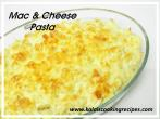Macarooni | MacCheese Pasta