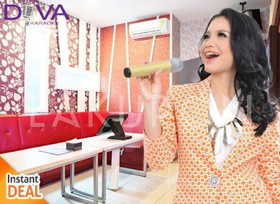 Harga Room DIVA Kalibata City Karaoke Keluarga Terbaru