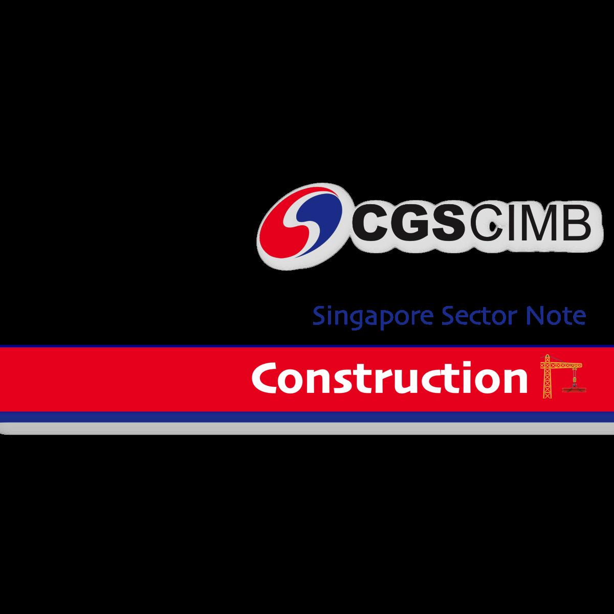 Construction & Material Sector - CGS-CIMB Research | SGinvestors.io