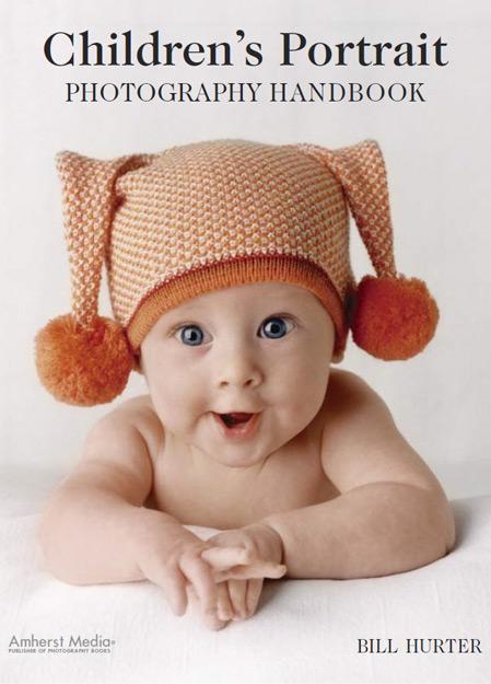 Libro de mano para fotografía Infantil