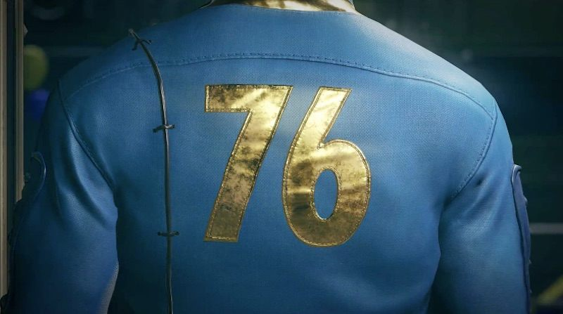 Fallout 76 online-only survival game coming soon