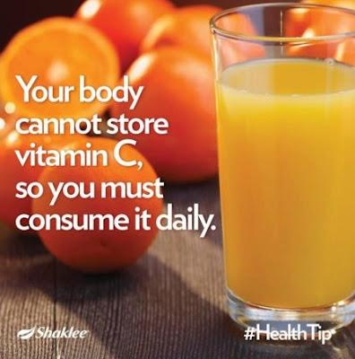 3 Istimewa Vitamin C