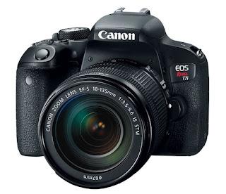 Canon EOS Rebel T7i / EOS 800D Camera