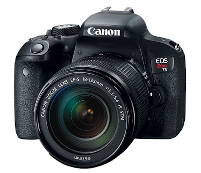 New Canon EOS Rebel T7i / EOS 800D Released 14 Feb 2017