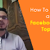 How To Make An Fb Live Topic