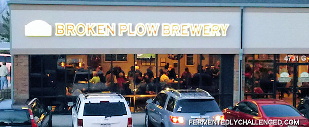 Broken Plow Brewery