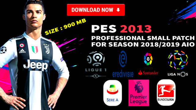 Professional Small Patch 2019 For Pes 2013 Patch Pes