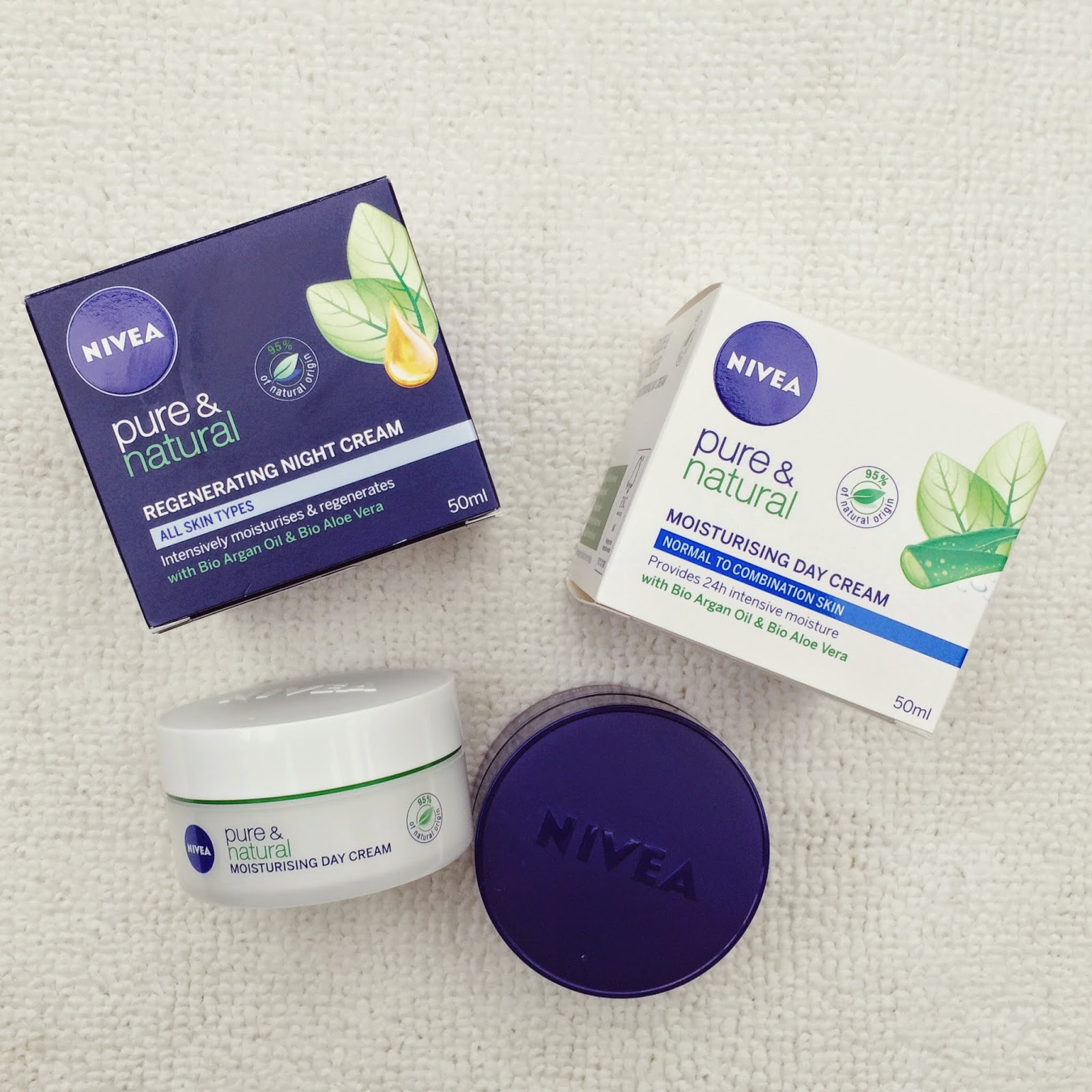 FashionFake, a UK fashion and lifestyle blog. Find out what I thought about these hughstreet facial creams in my review of the Nivea Pure & Natural Day and Night cream review.