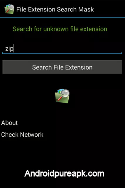 File Extension Apk