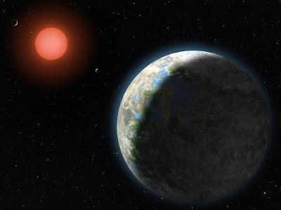 Gliese 411b, el tercer exoplaneta más cercano a la Tierra