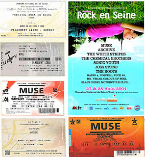 Muse - Concerts