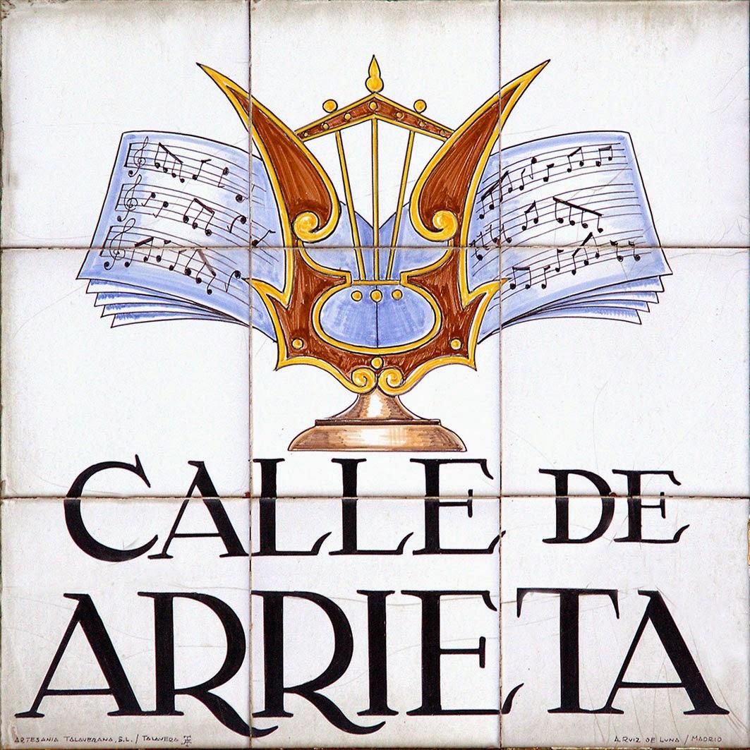 Calle de Arrieta