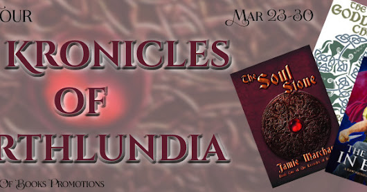 Promo Tour: THE KRONICLES OF KORTHLUNDIA series by Jamie Marchant