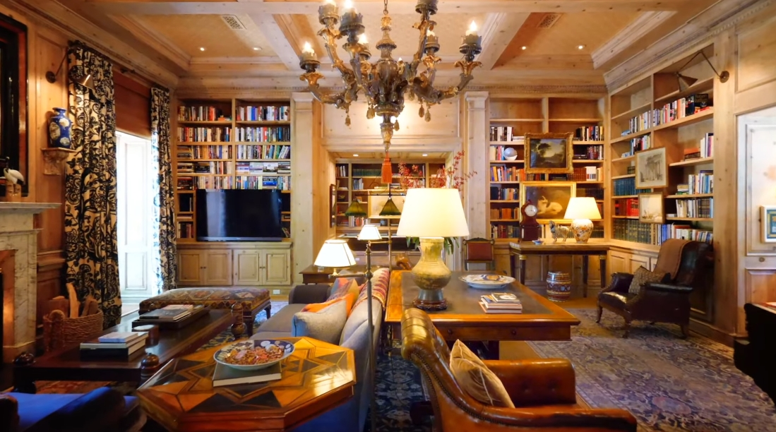 34 Interior Design Photos vs. 1201 Tower Grove Dr, Beverly Hills Luxury Mansion Tour