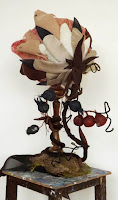 "Isao : Bilboschet, verso - Exposition ""d'Inspiration Jérôme Bosch"", Galerie de la Marraine"