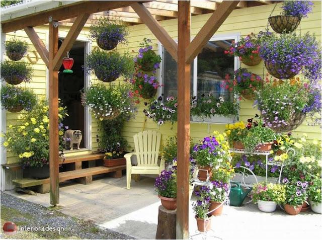 summer home garden ideas 1